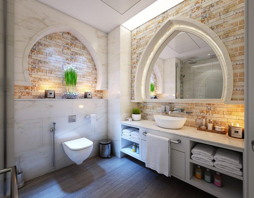 ceramika catalano w nowoczesnej łazience