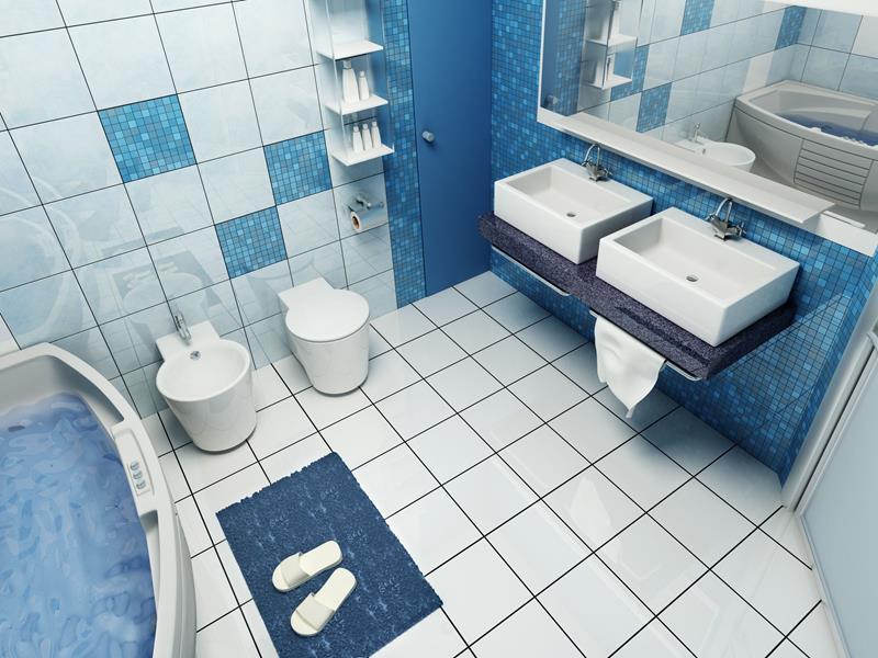idealne płytki łazienkowe